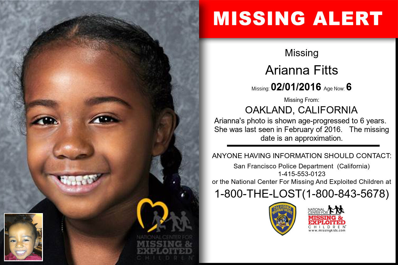 Arianna_Fitts missing in California