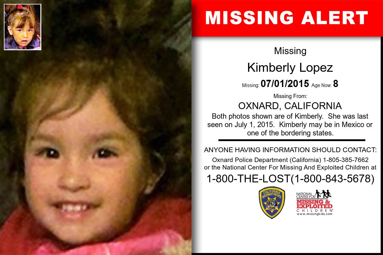 KIMBERLY_LOPEZ missing in California