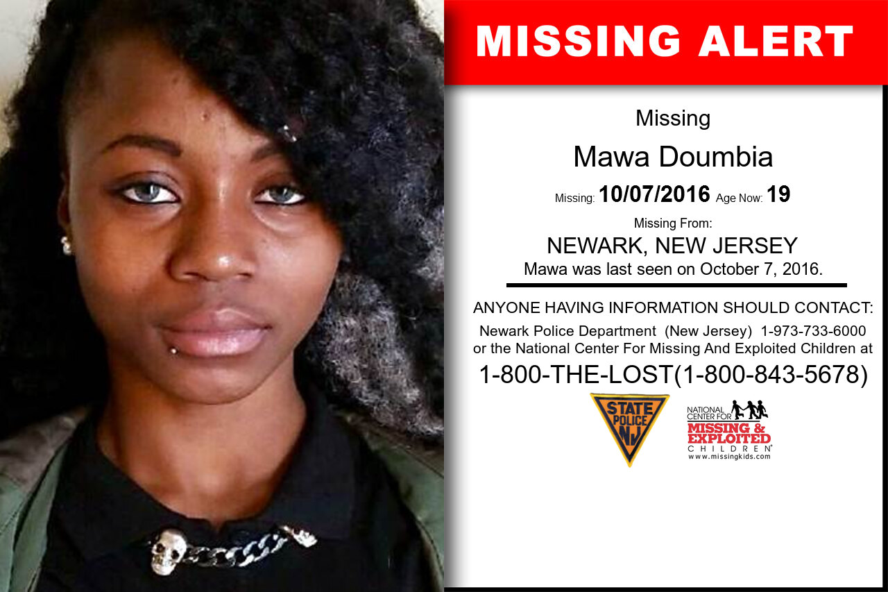 Mawa_Doumbia missing in New_Jersey