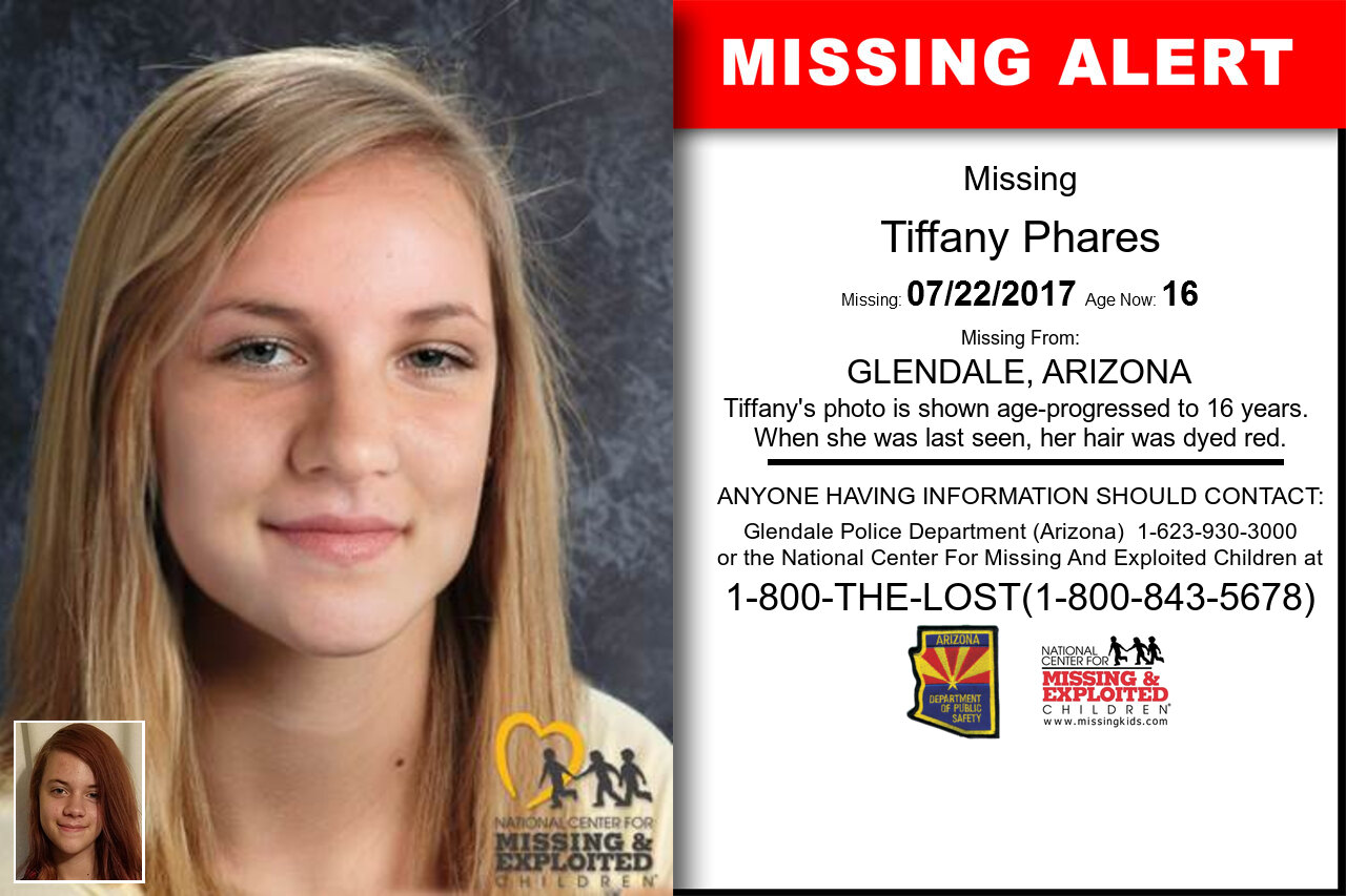 Tiffany_Phares missing in Arizona