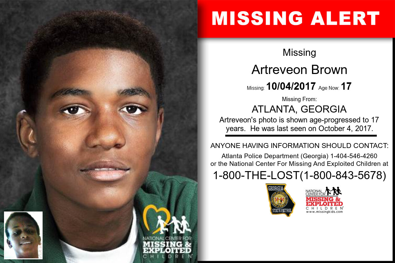 ARTREVEON_BROWN missing in Georgia