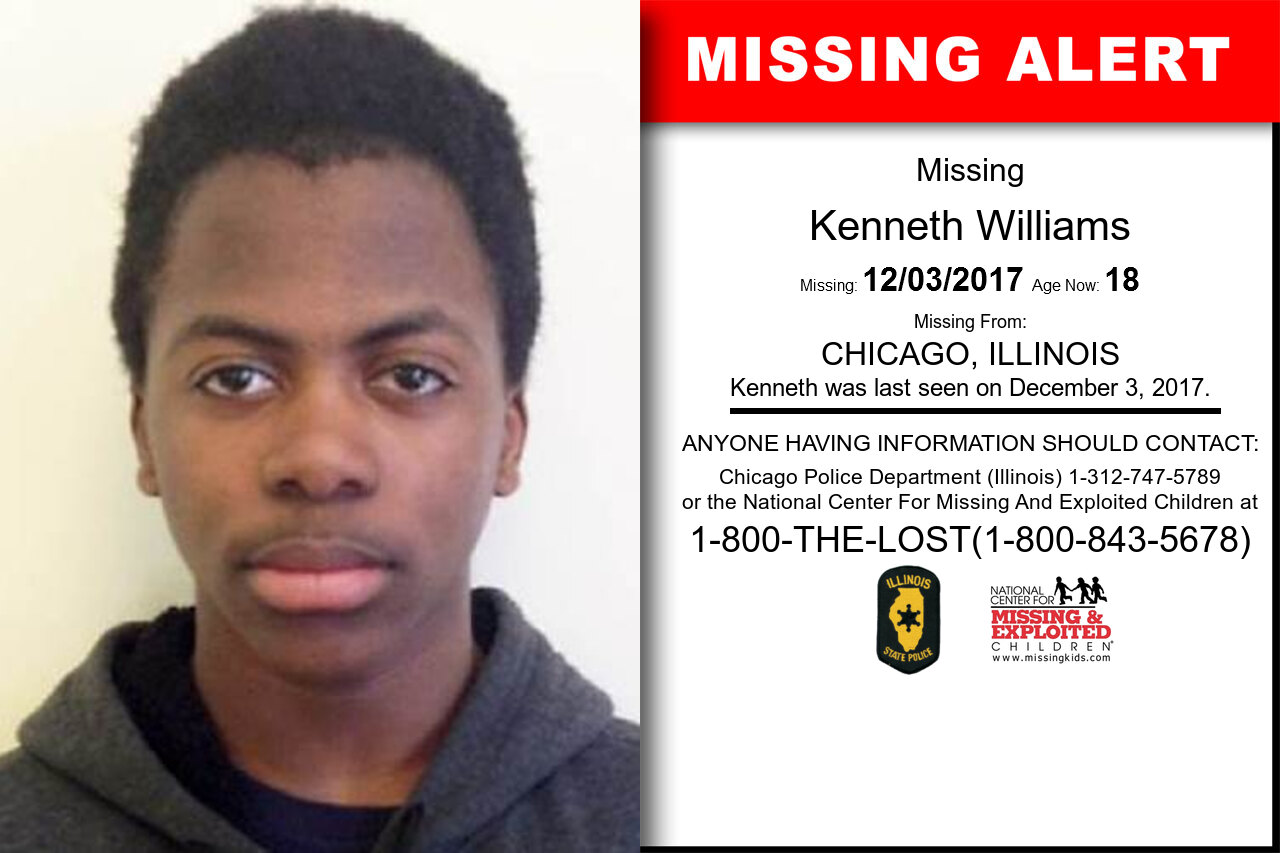 KENNETH_WILLIAMS missing in Illinois