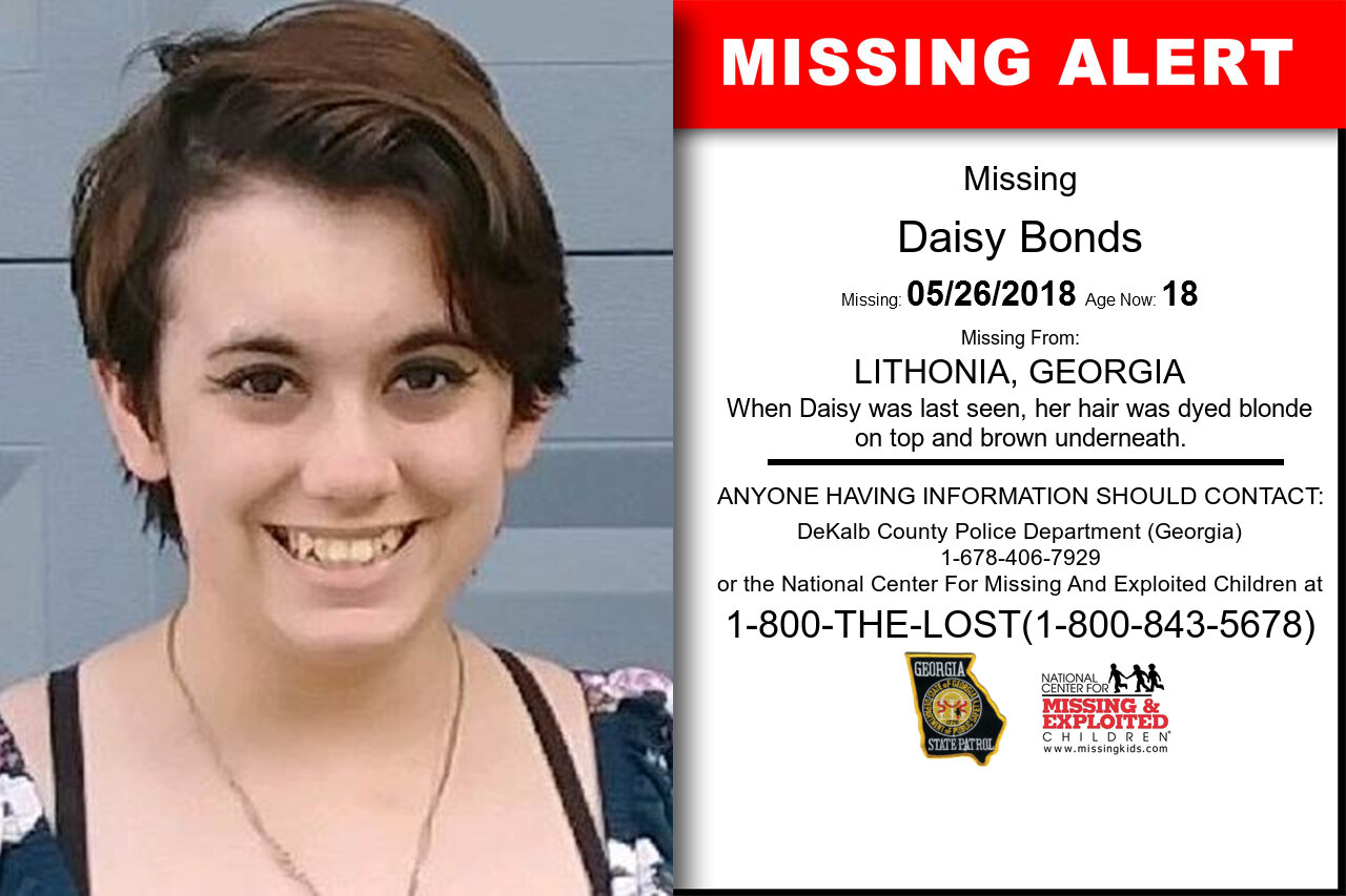 DAISY_BONDS missing in Georgia
