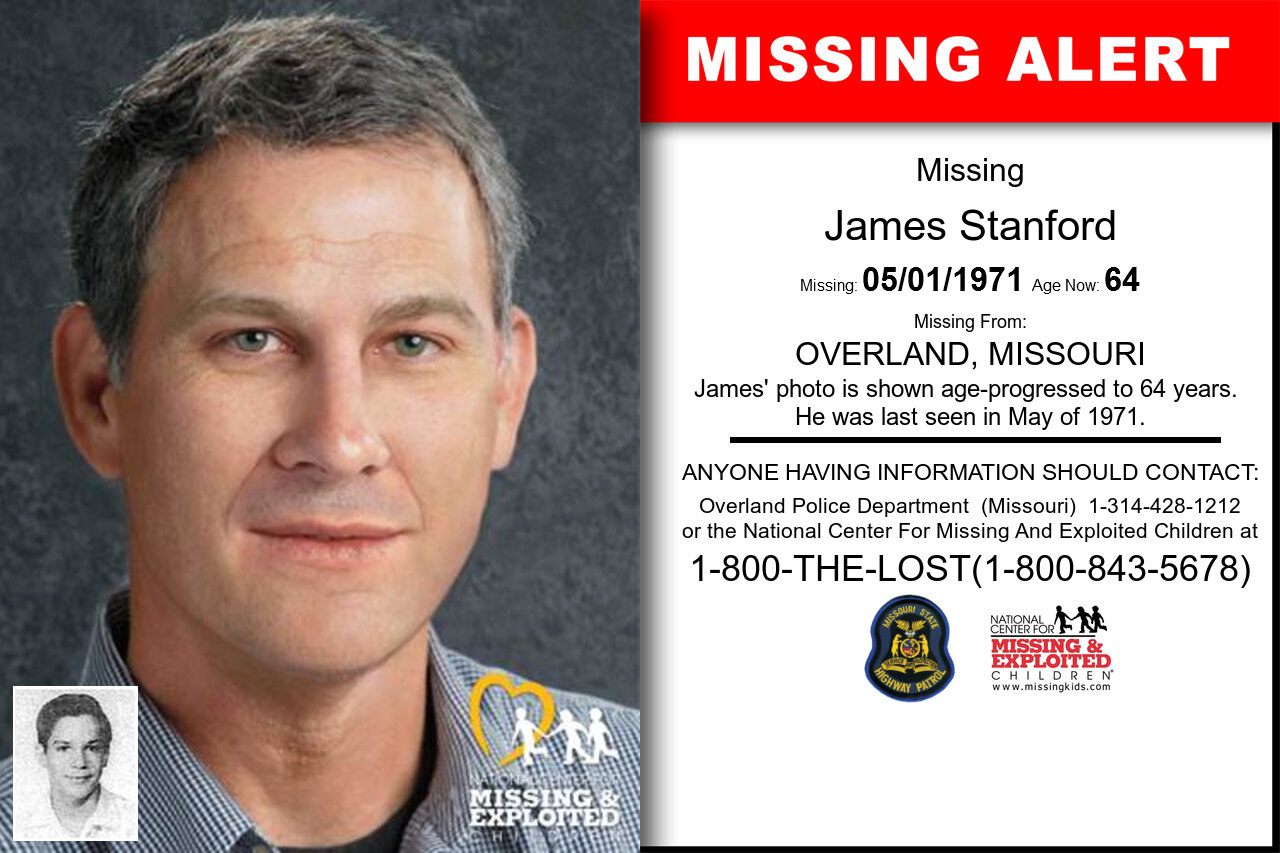 James_Stanford missing in Missouri
