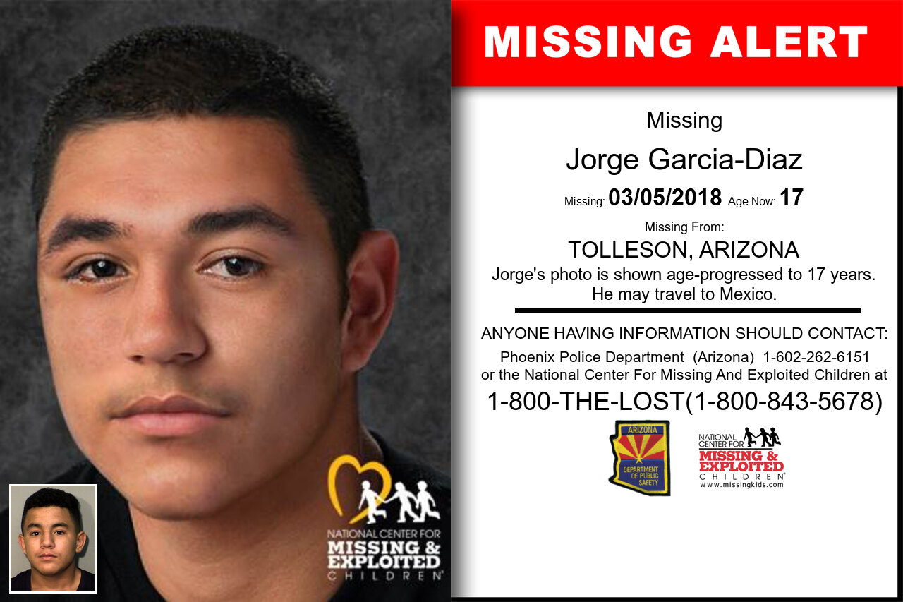 JORGE_GARCIA-DIAZ missing in Arizona
