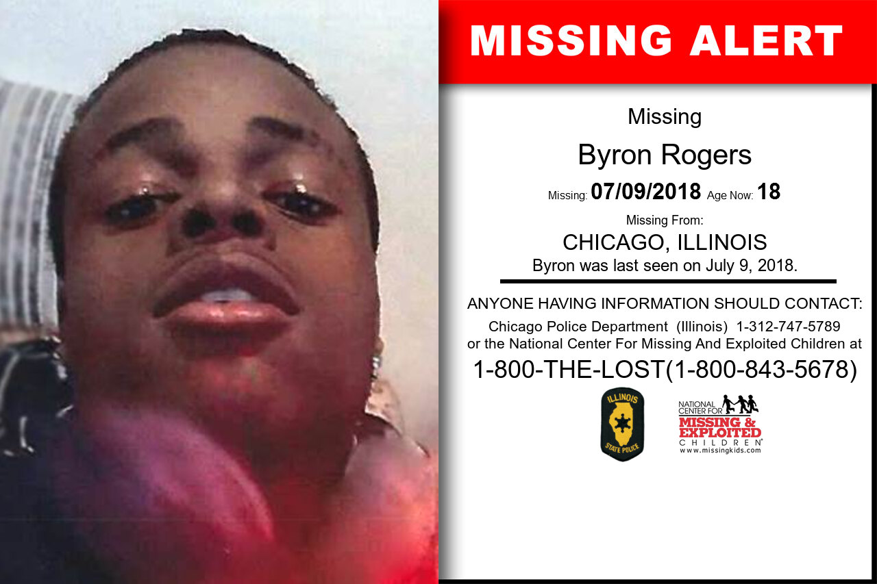 Byron_Rogers missing in Illinois