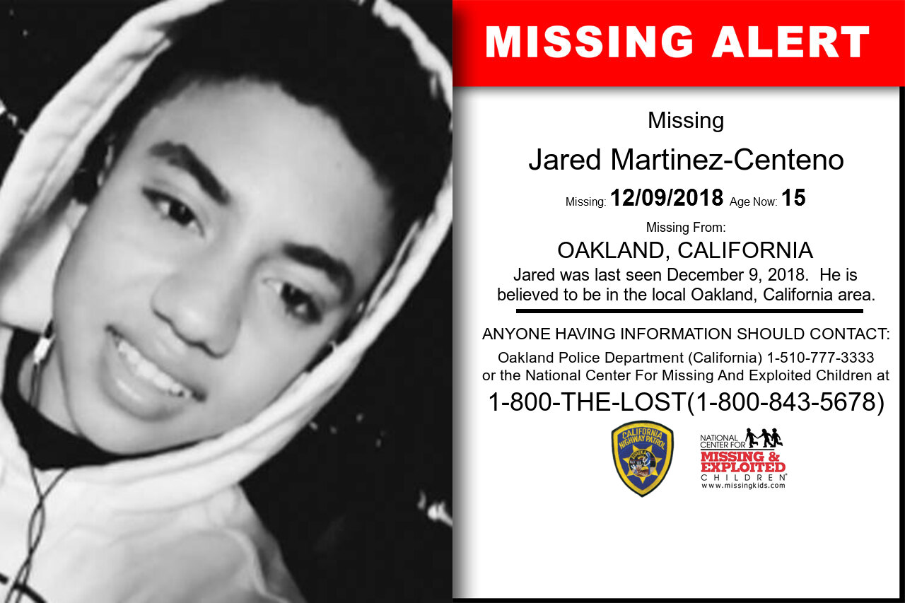 JARED_MARTINEZ-CENTENO missing in California