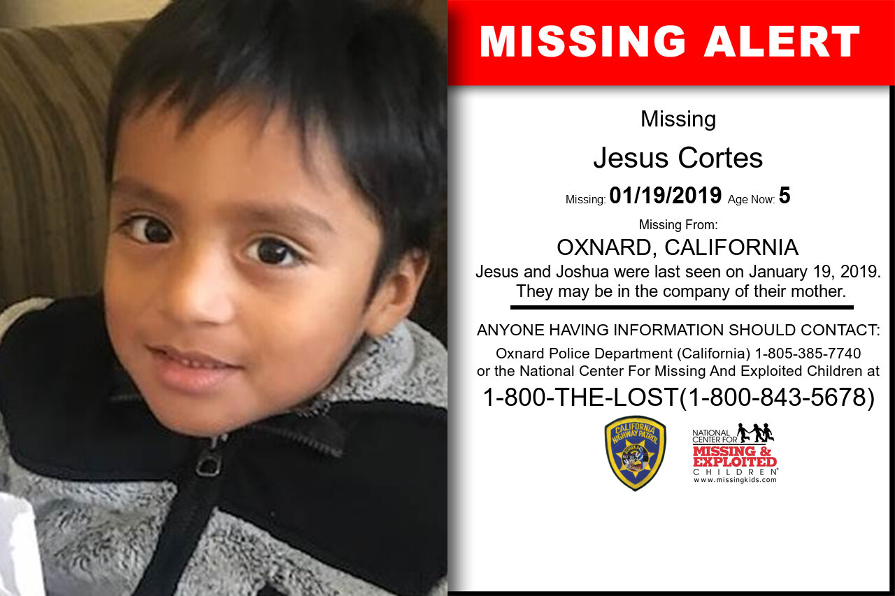 Jesus_Cortes missing in California