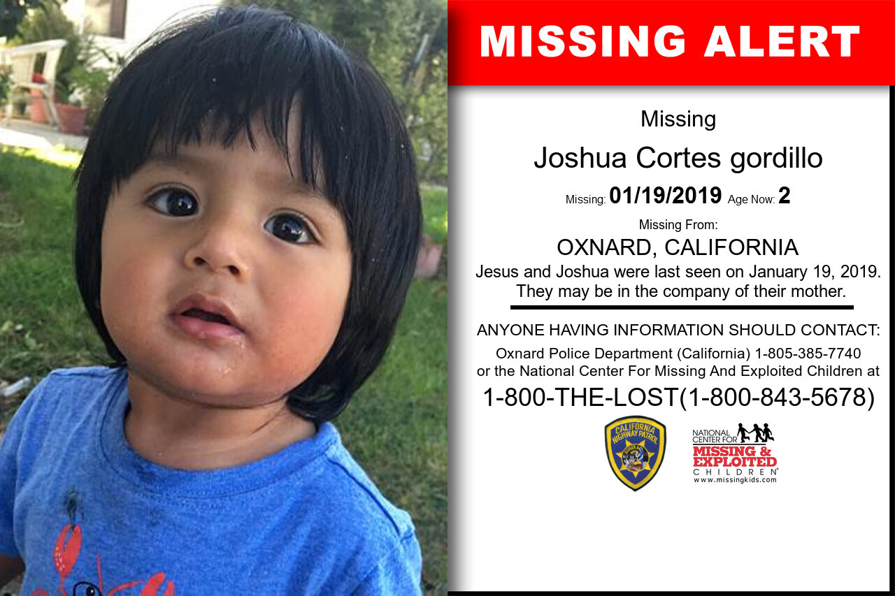 Joshua_Cortes_gordillo missing in California