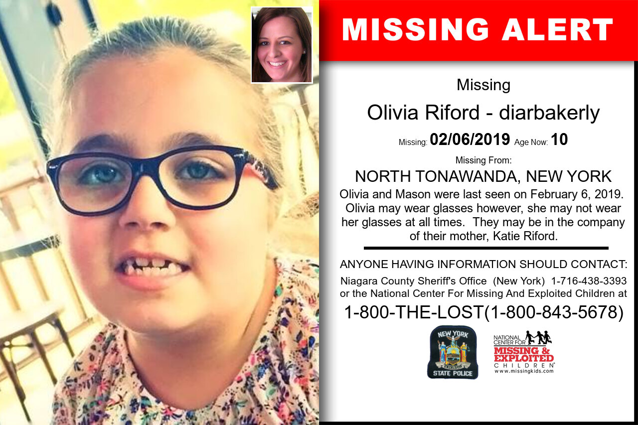 OLIVIA_RIFORD_-_DIARBAKERLY missing in New_York