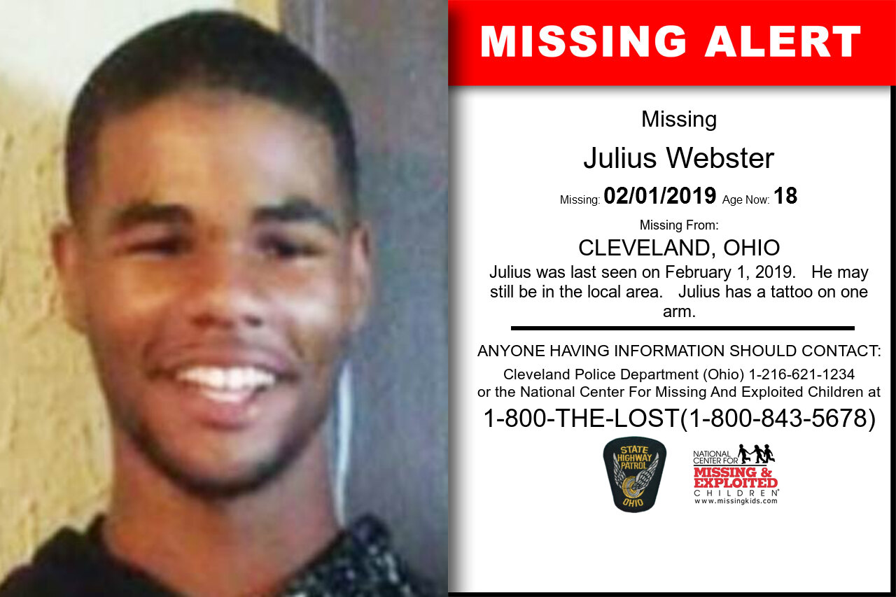 Julius_Webster missing in Ohio
