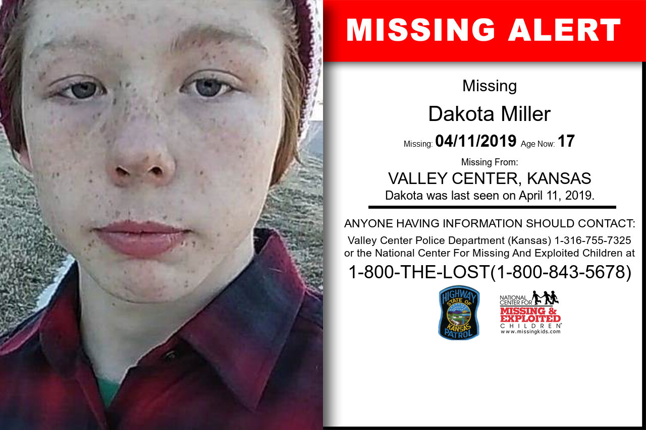 DAKOTA_MILLER missing in Kansas