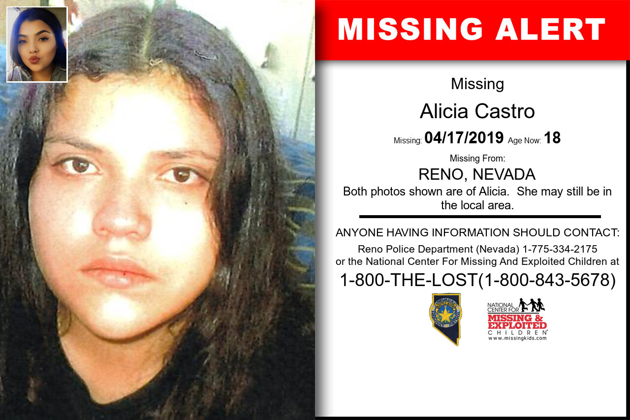 ALICIA_CASTRO missing in Nevada
