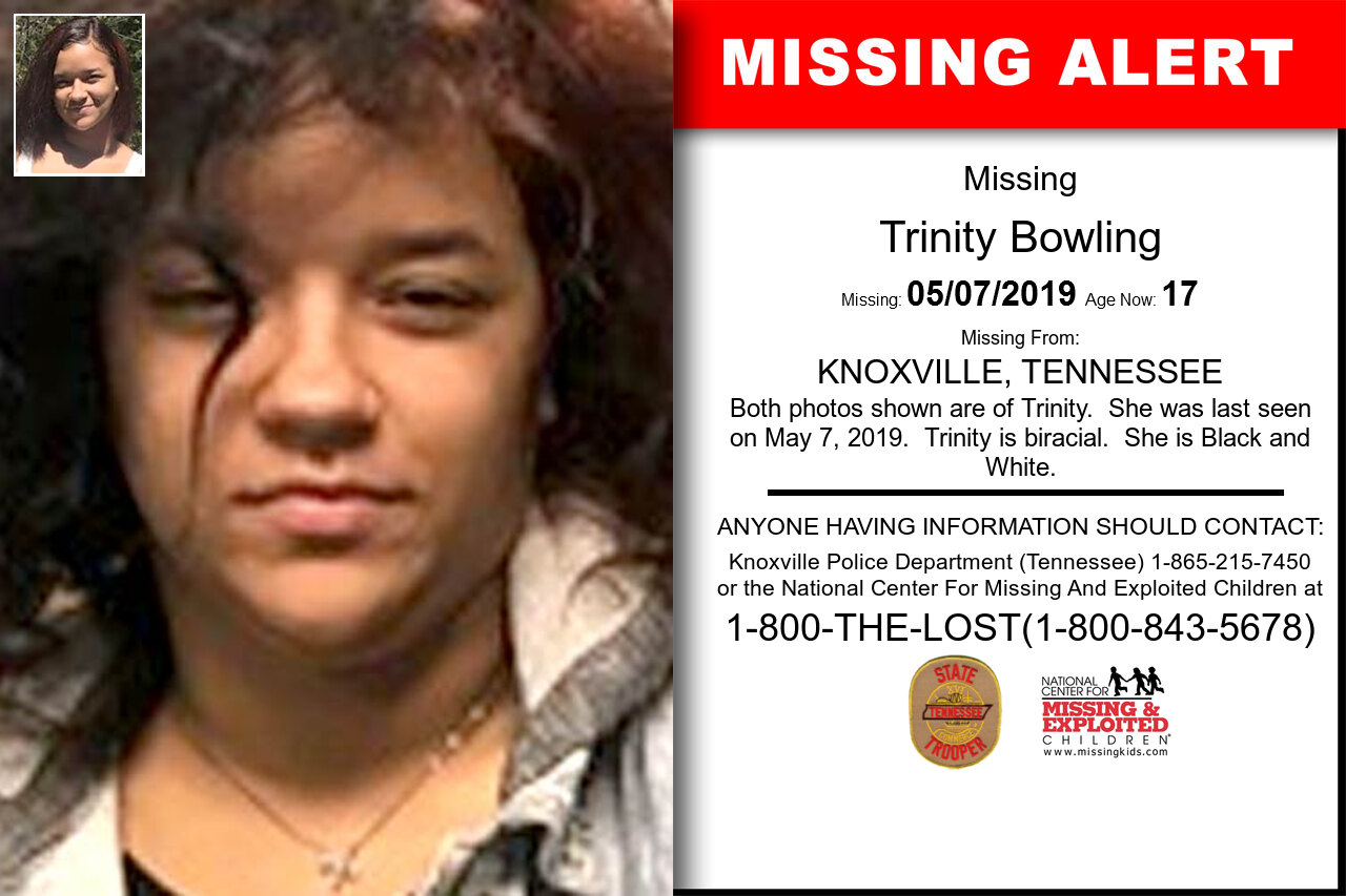 TRINITY_BOWLING missing in Tennessee