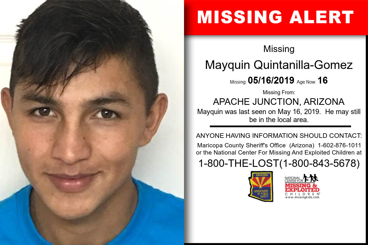 Mayquin_Quintanilla-Gomez missing in Arizona