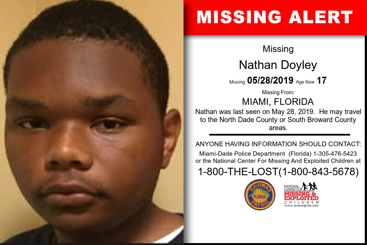 Nathan_Doyley missing in Florida