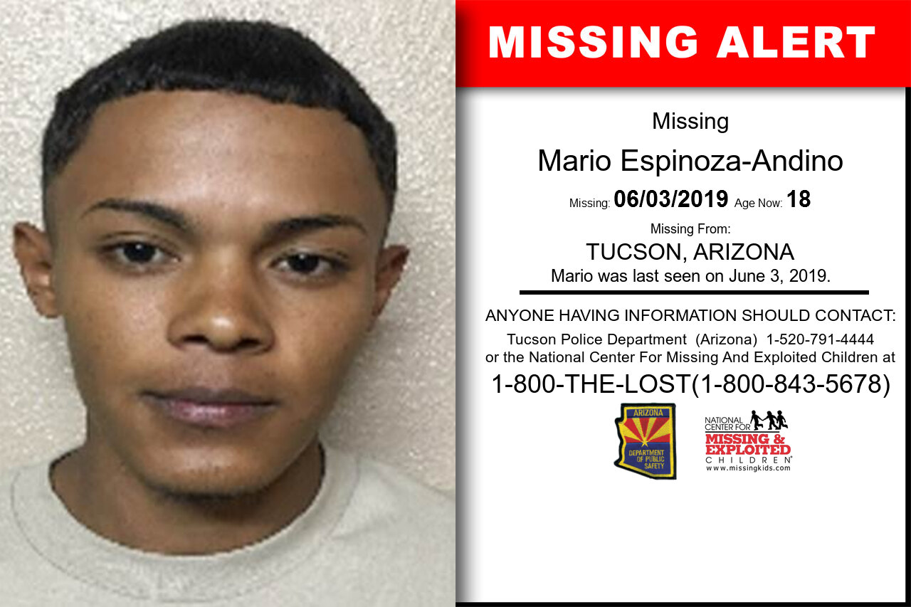 Mario_Espinoza-Andino missing in Arizona