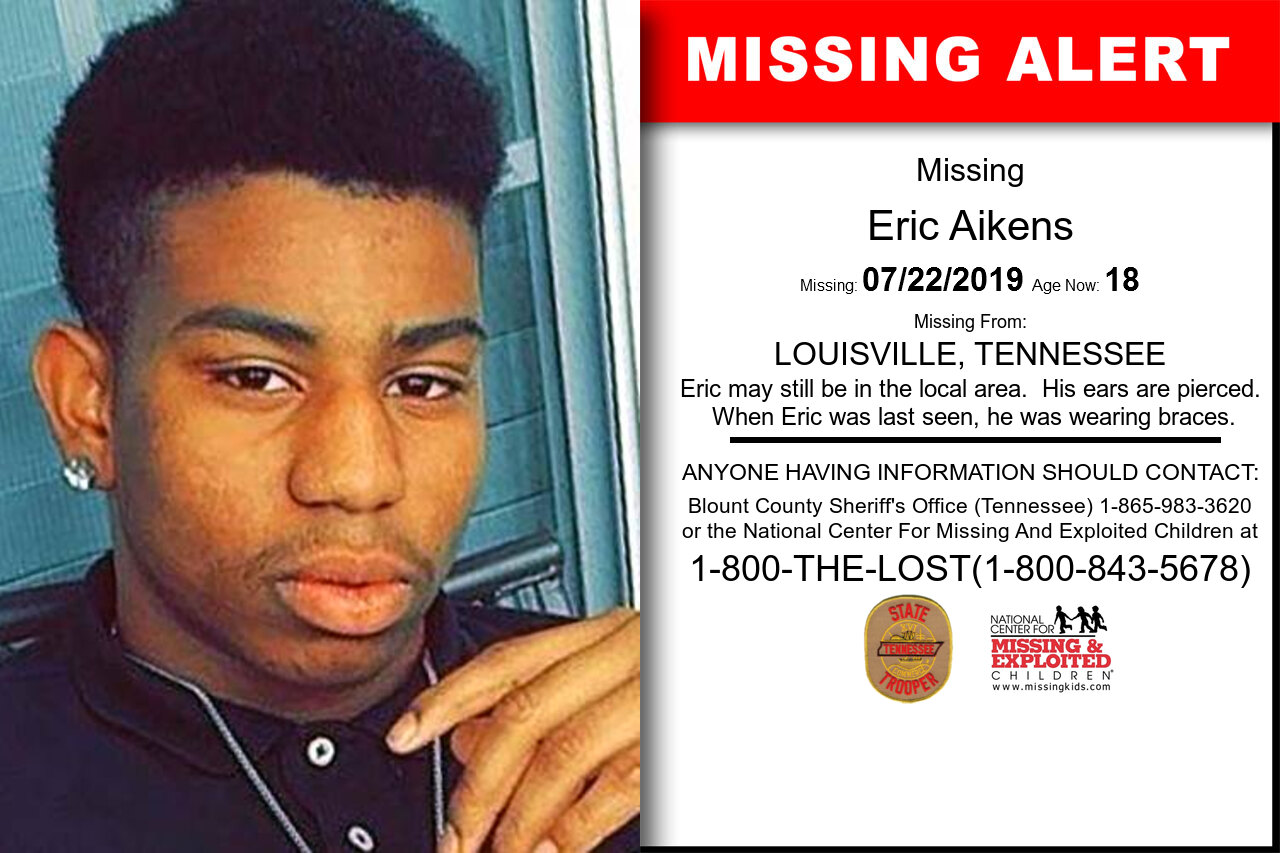 ERIC_AIKENS missing in Tennessee