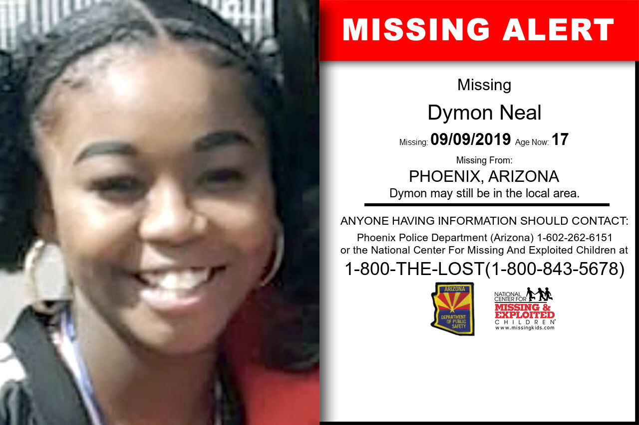 Dymon_Neal missing in Arizona