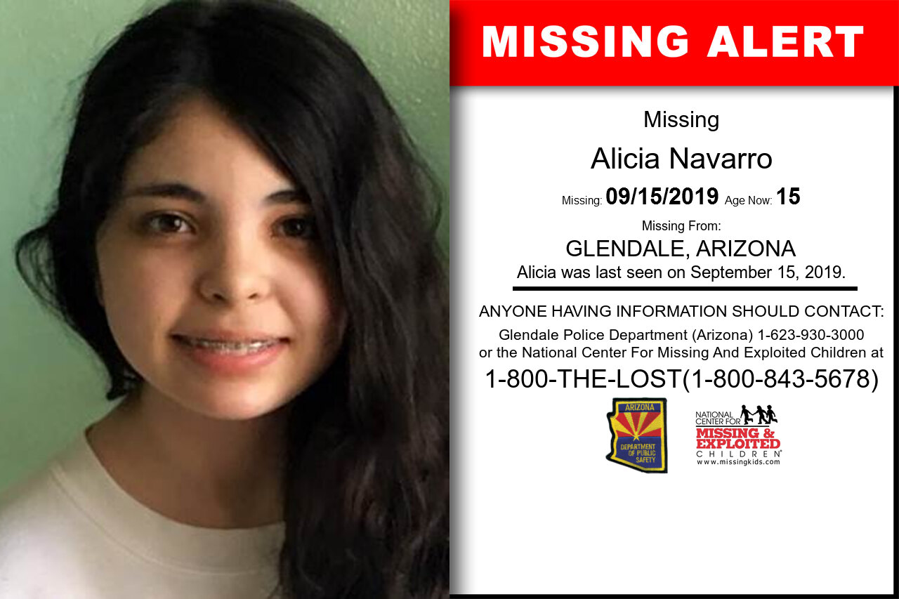 ALICIA_NAVARRO missing in Arizona