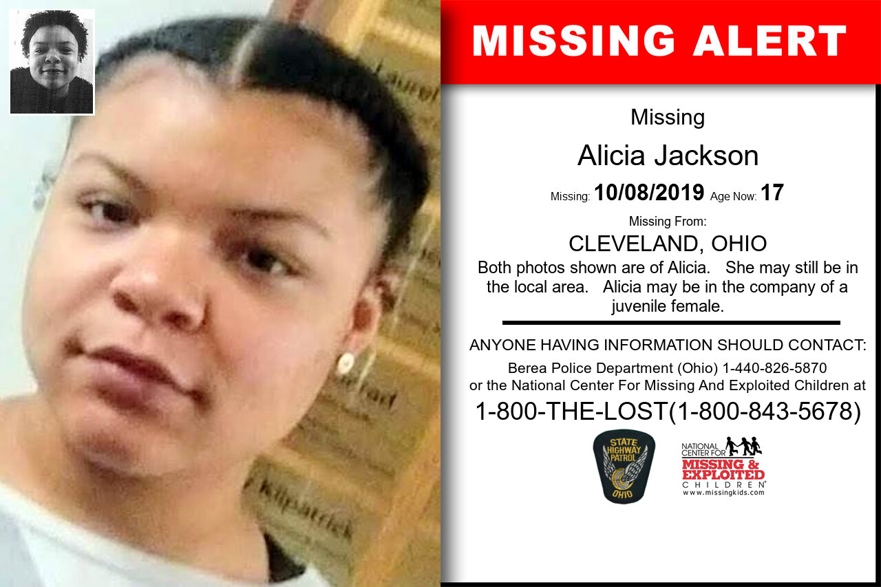 ALICIA_JACKSON missing in Ohio