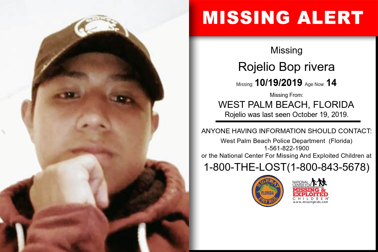 Rojelio_Bop_rivera missing in Florida