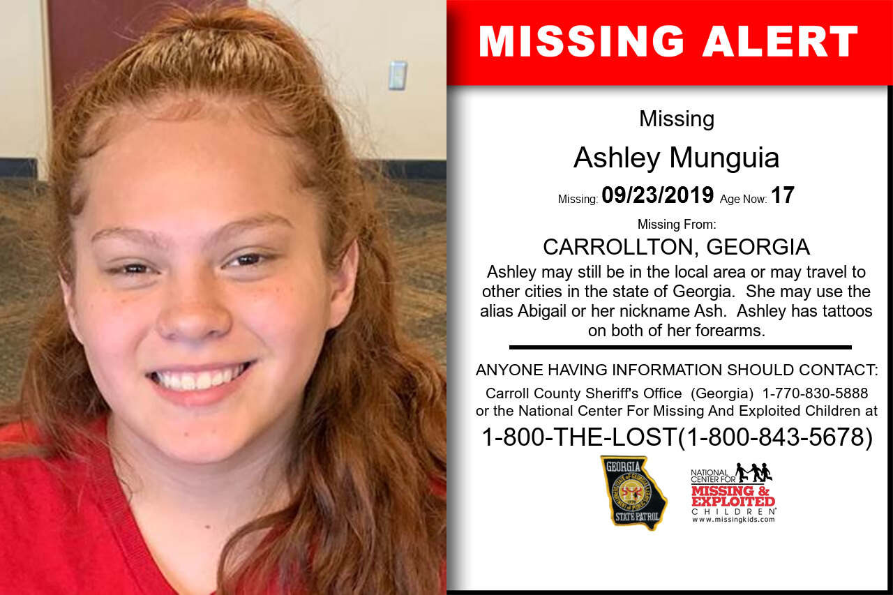 Ashley_Munguia missing in Georgia