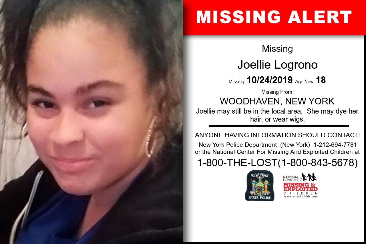 Joellie_Logrono missing in New_York
