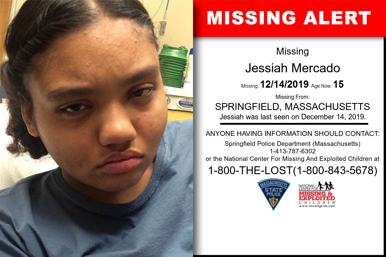 Jessiah_Mercado missing in Massachusetts