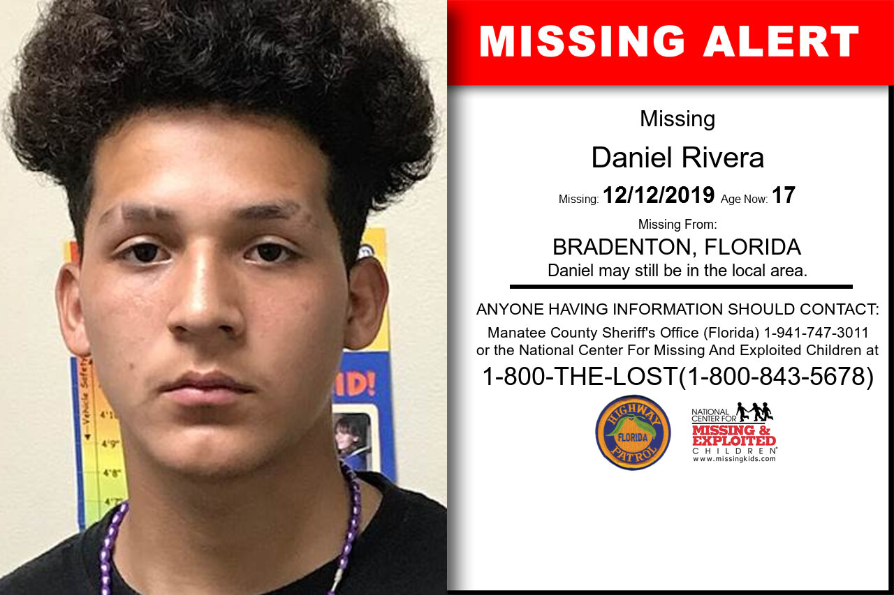 DANIEL_RIVERA missing in Florida
