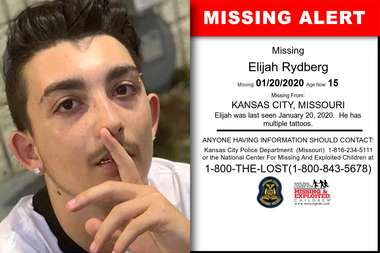 ELIJAH_RYDBERG missing in Missouri
