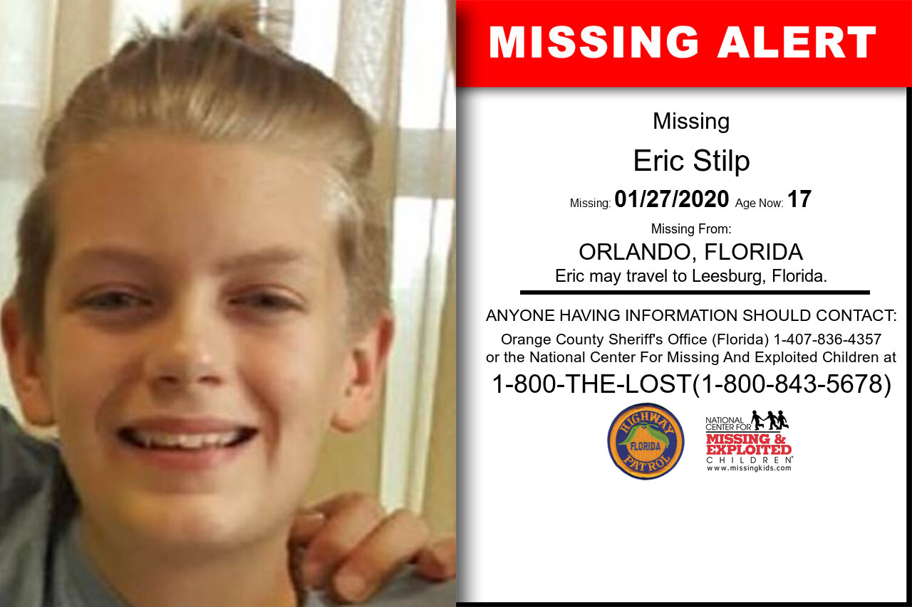 Eric_Stilp missing in Florida