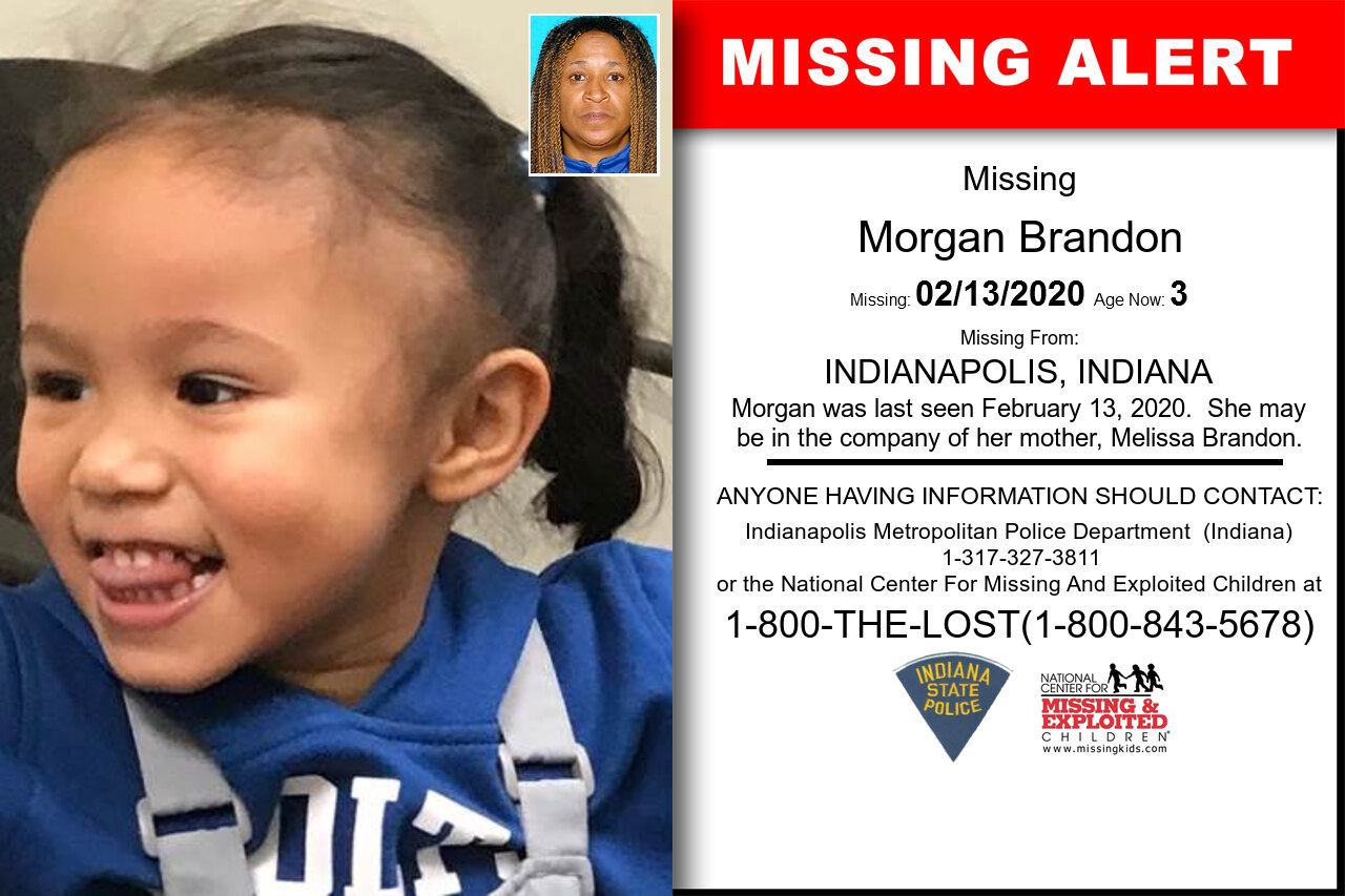 Morgan_Brandon missing in Indiana