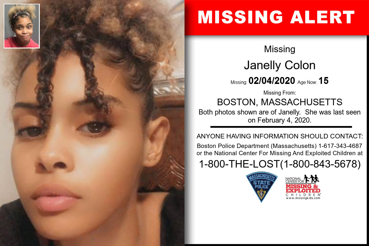 Janelly_Colon missing in Massachusetts