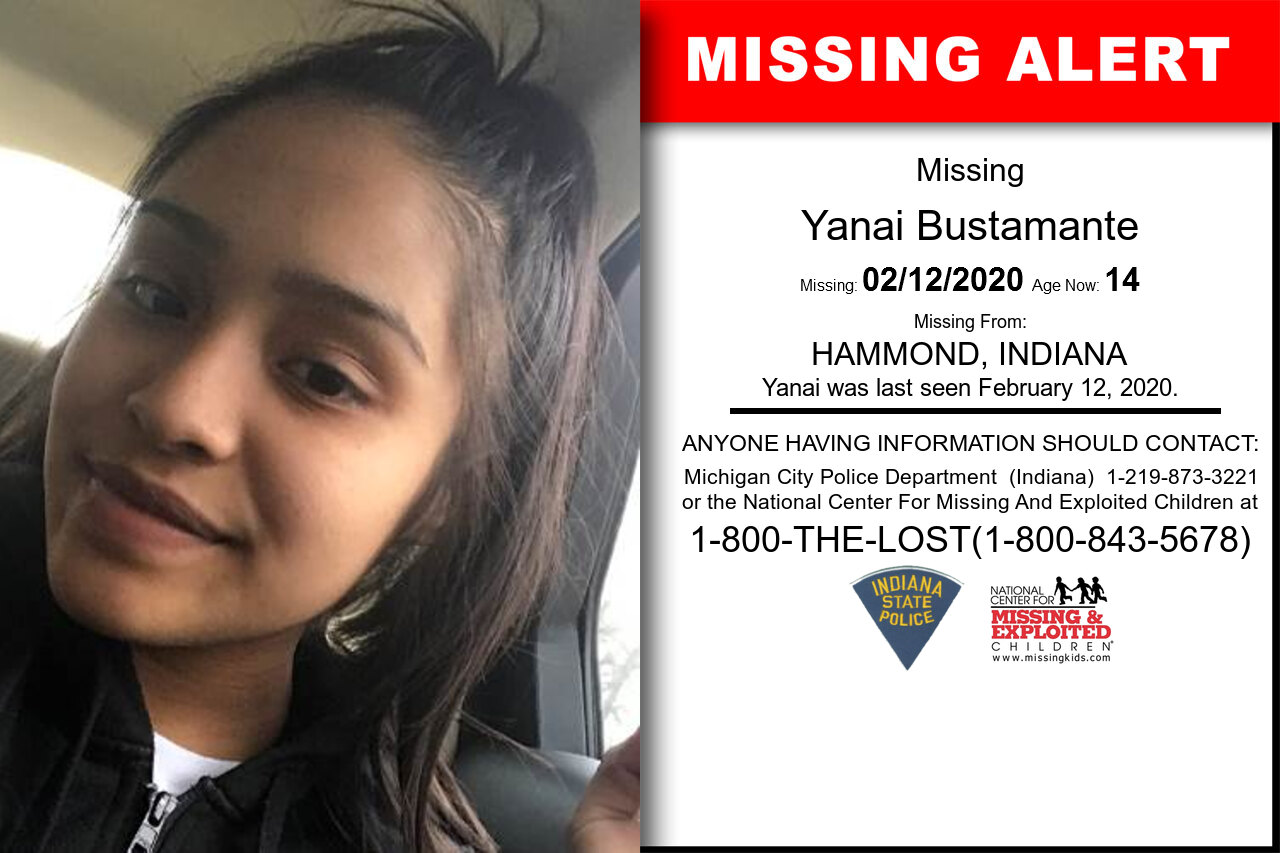 Yanai_Bustamante missing in Indiana