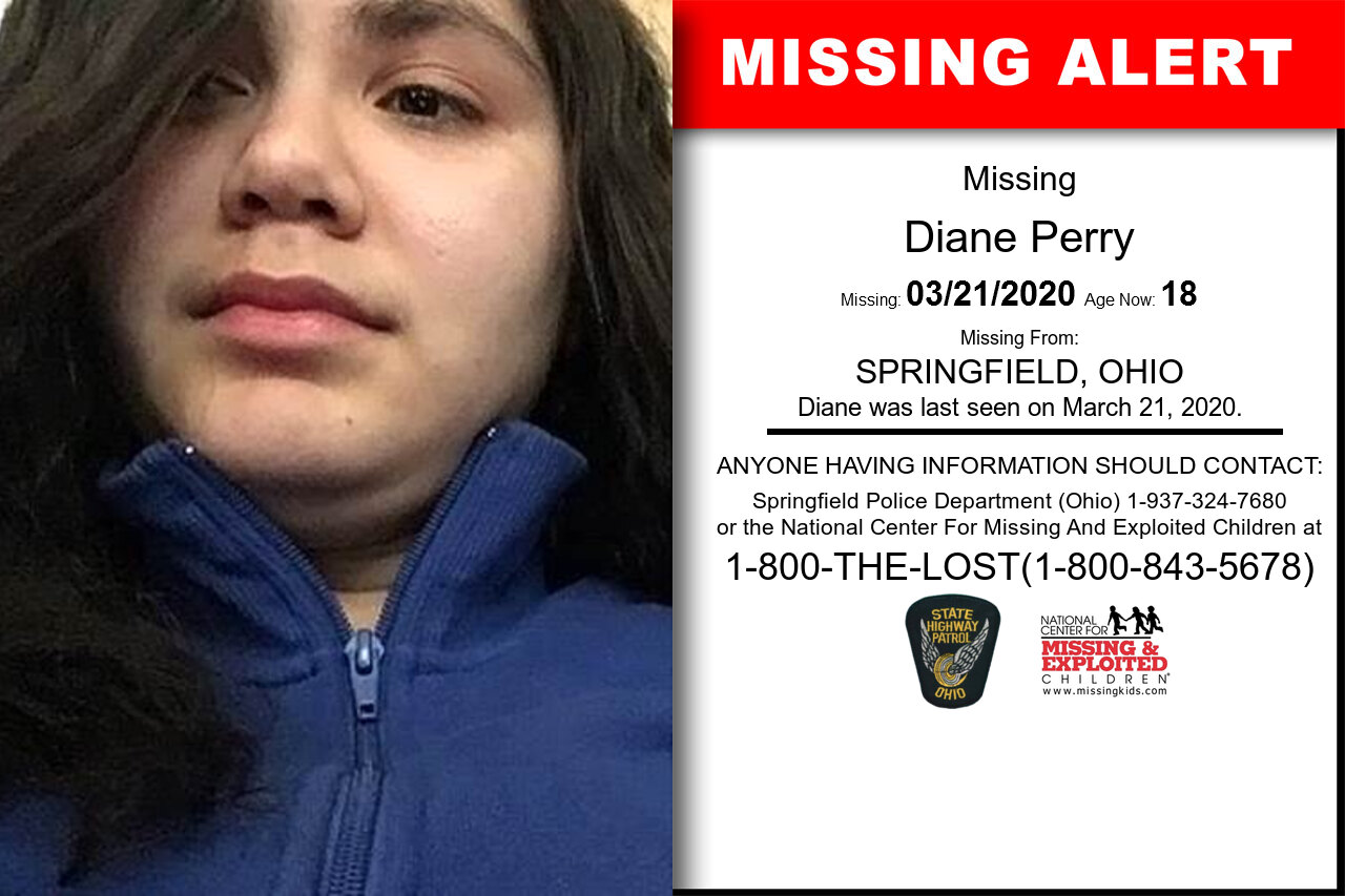 Diane_Perry missing in Ohio