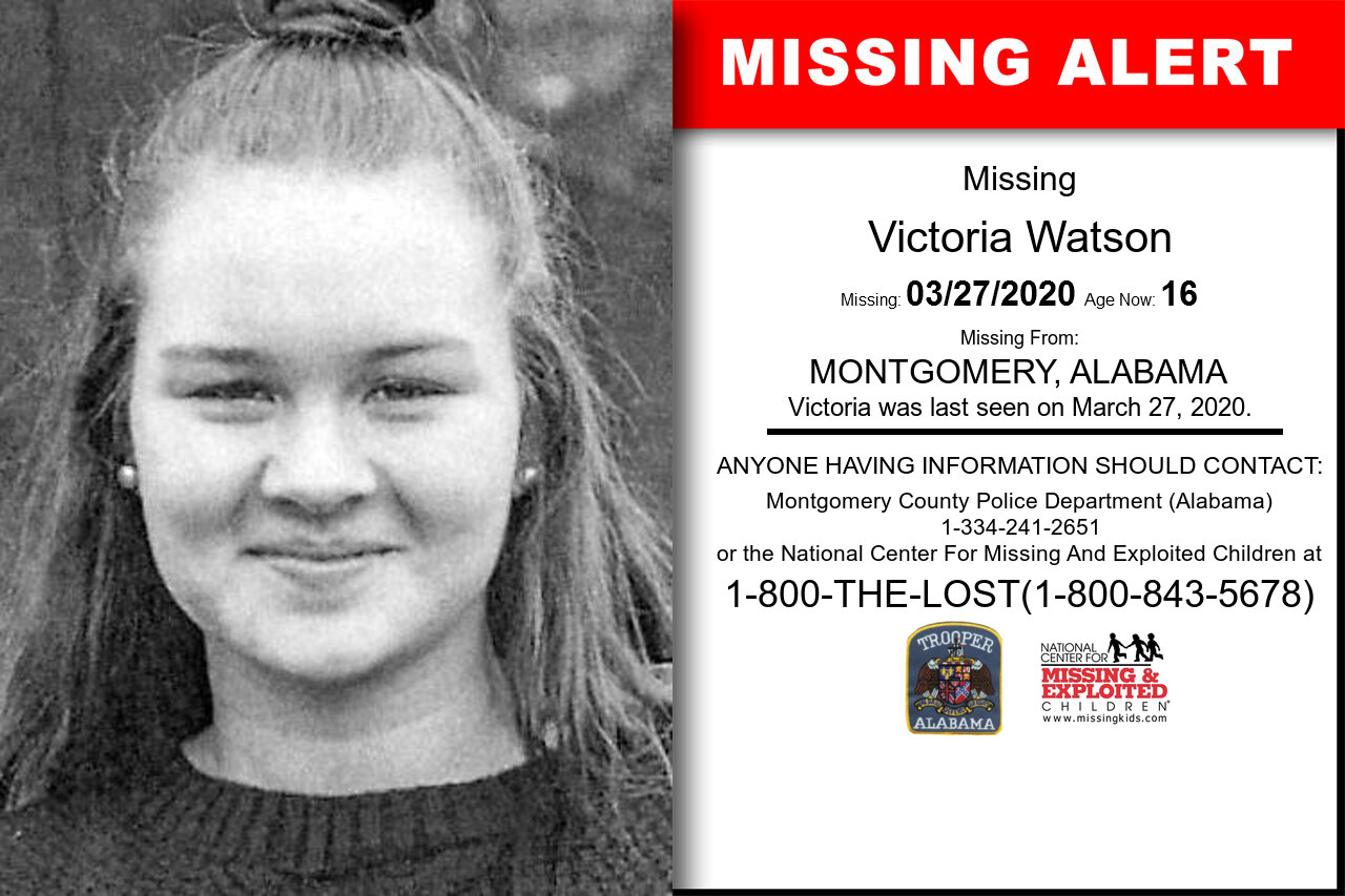 Victoria_Watson missing in Alabama