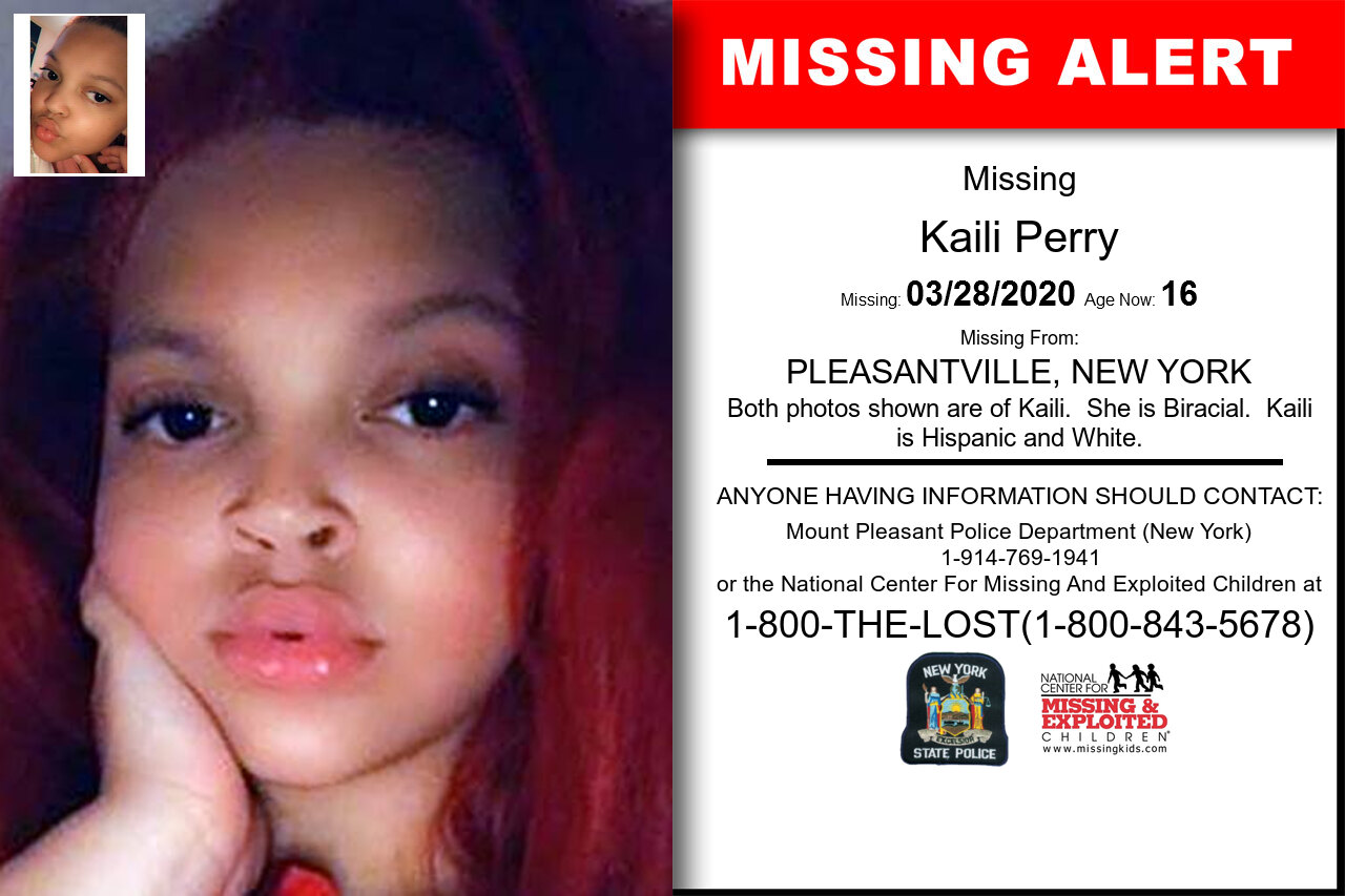 Kaili_Perry missing in New_York