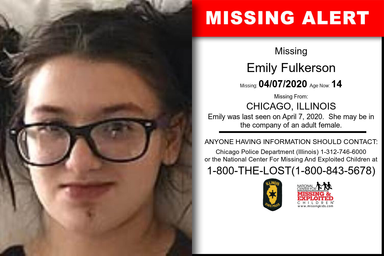 Emily_Fulkerson missing in Illinois
