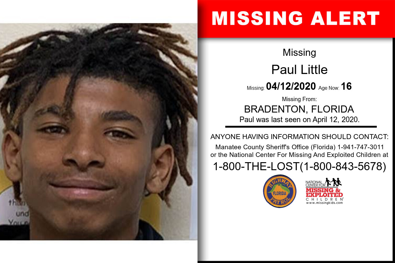 Paul_Little missing in Florida