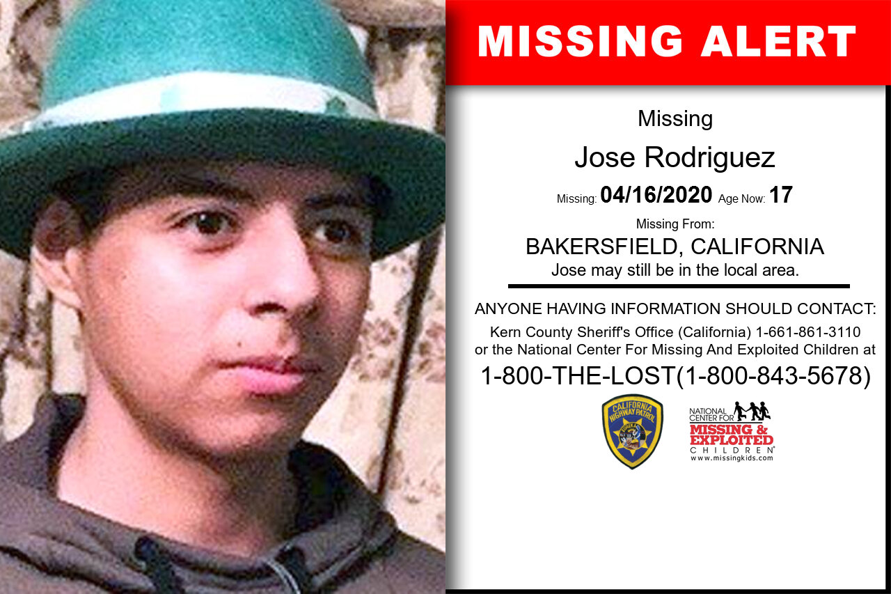 Jose_Rodriguez missing in California