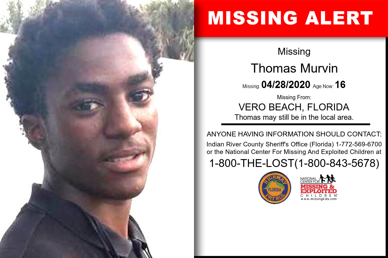 Thomas_Murvin missing in Florida
