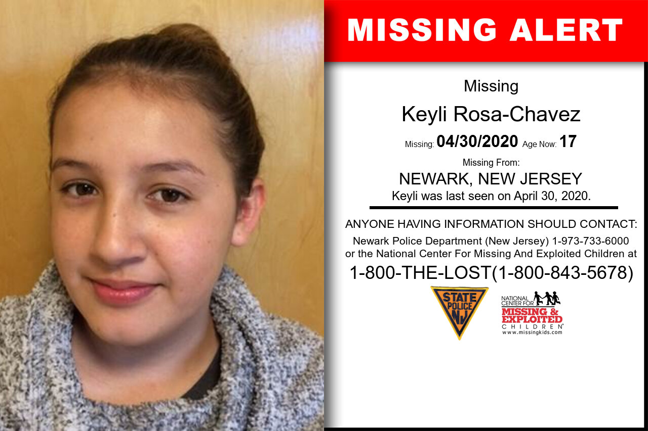 Keyli_Rosa-Chavez missing in New_Jersey