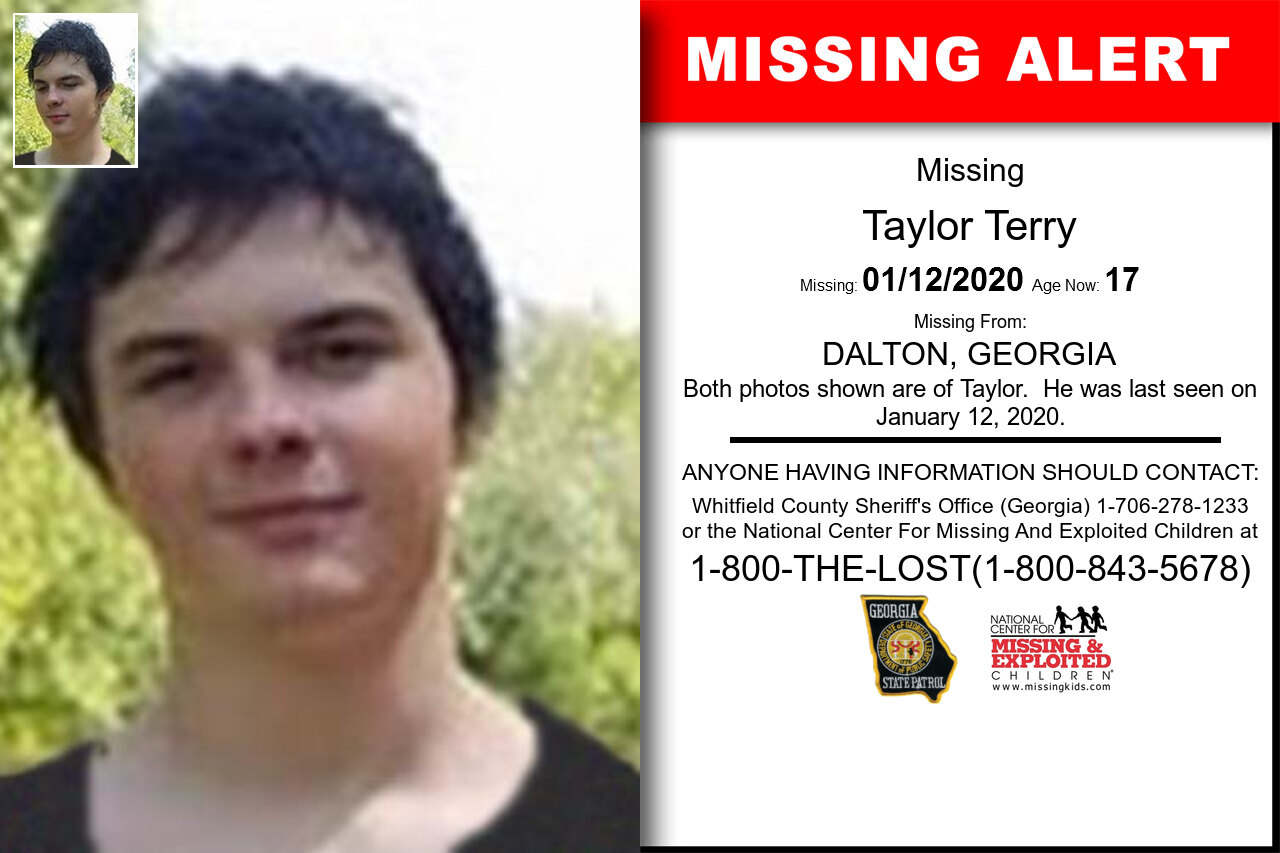 Taylor_Terry missing in Georgia