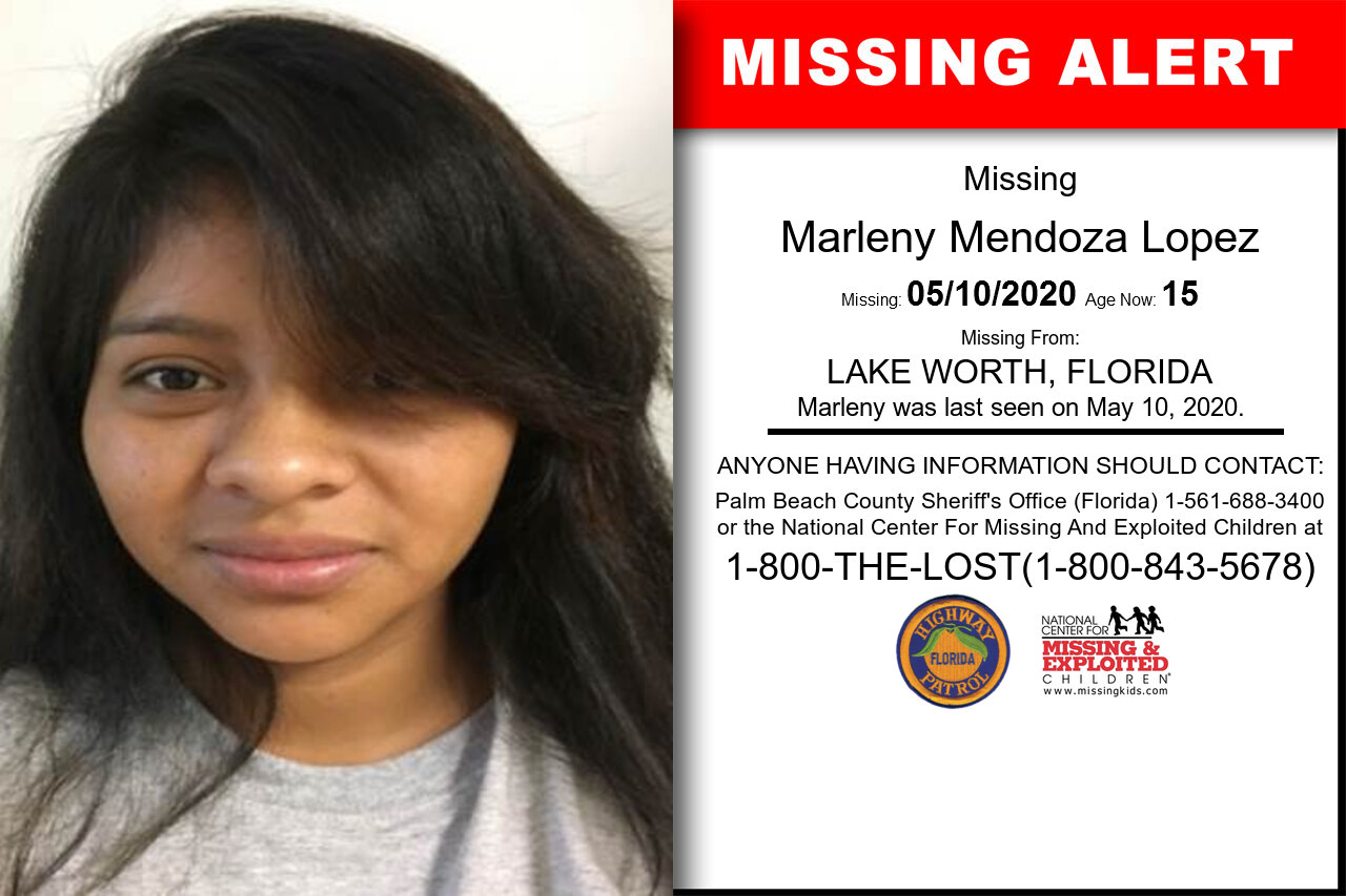 Marleny_Mendoza_Lopez missing in Florida