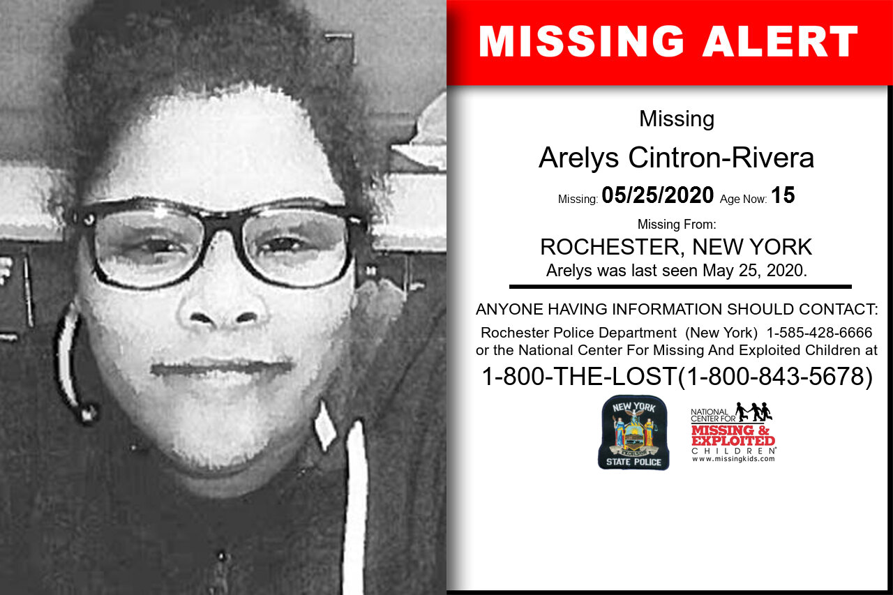 Arelys_Cintron-Rivera missing in New_York