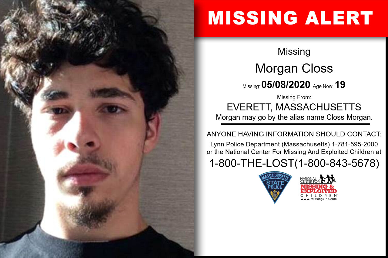 Morgan_Closs missing in Massachusetts