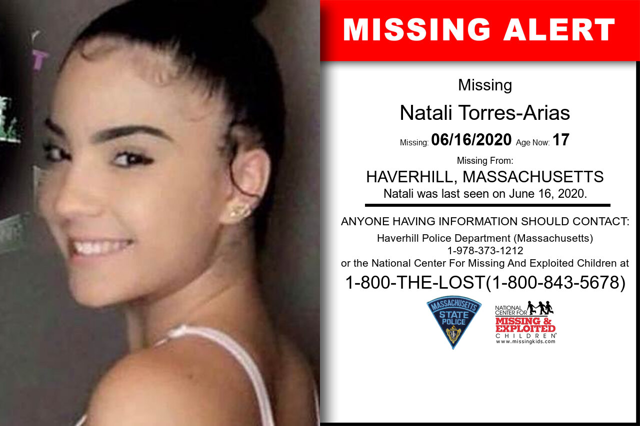 Natali_Torres-Arias missing in Massachusetts