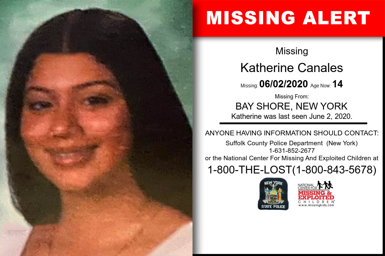 Katherine_Canales missing in New_York