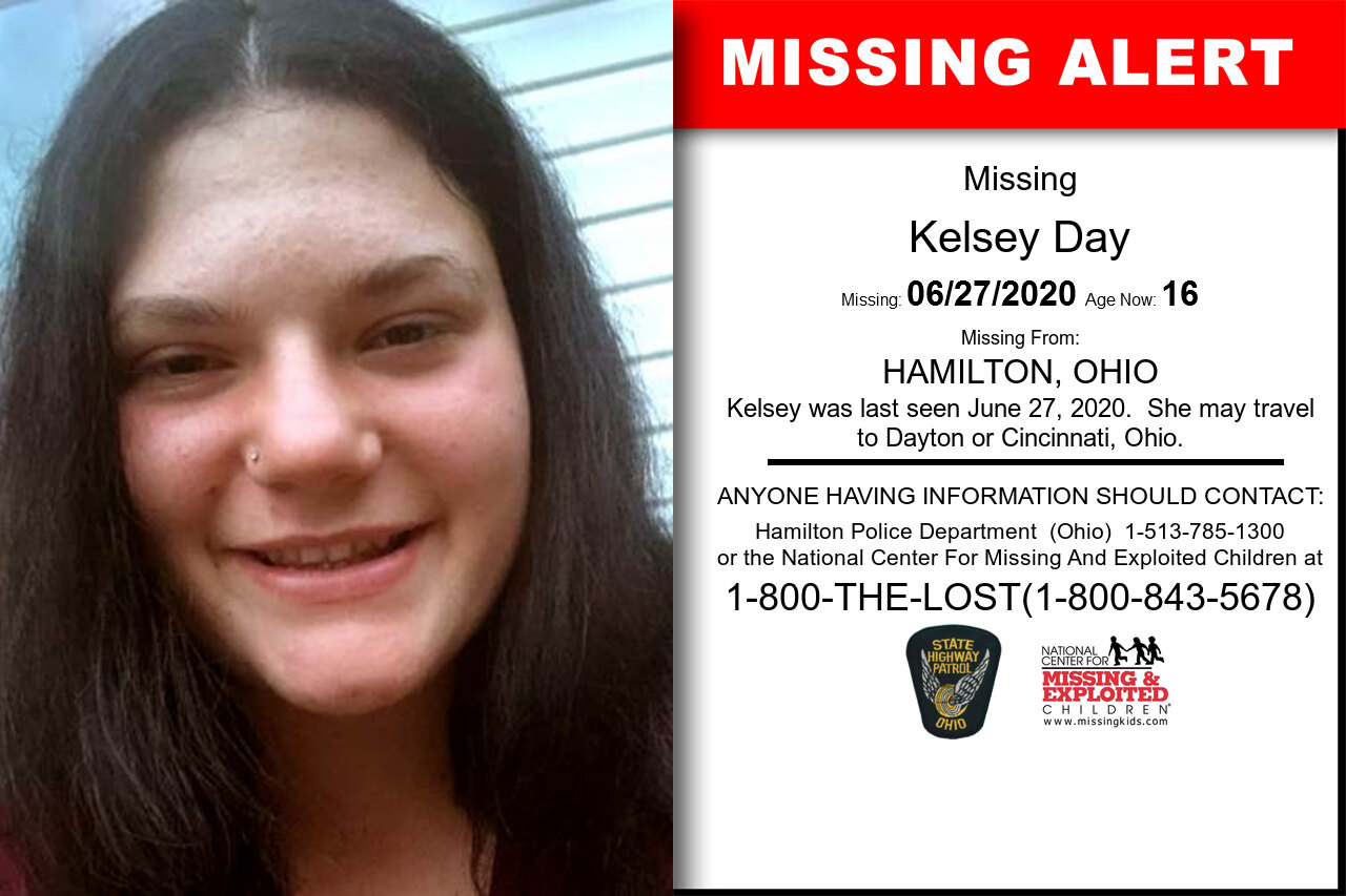 Kelsey_Day missing in Ohio